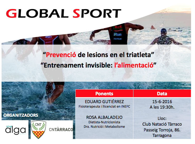Global Sport. CNTàrraco