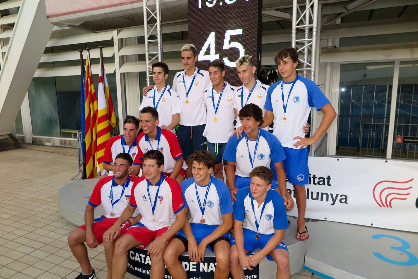 campionat CAT 2. CNTàrraco