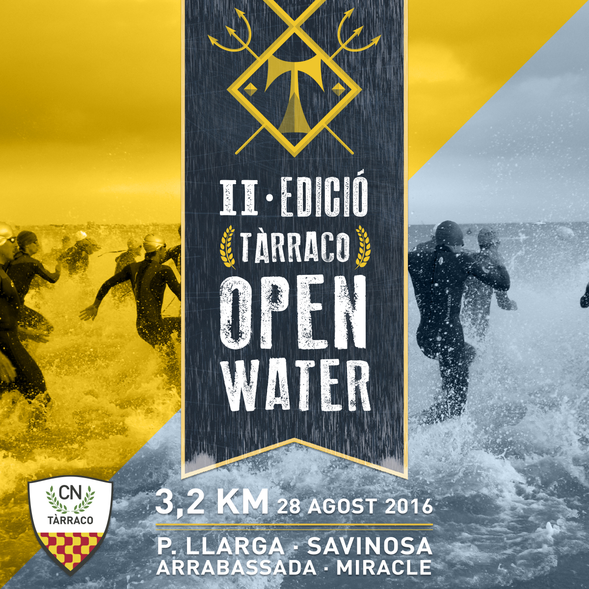 open water. CNTàrraco