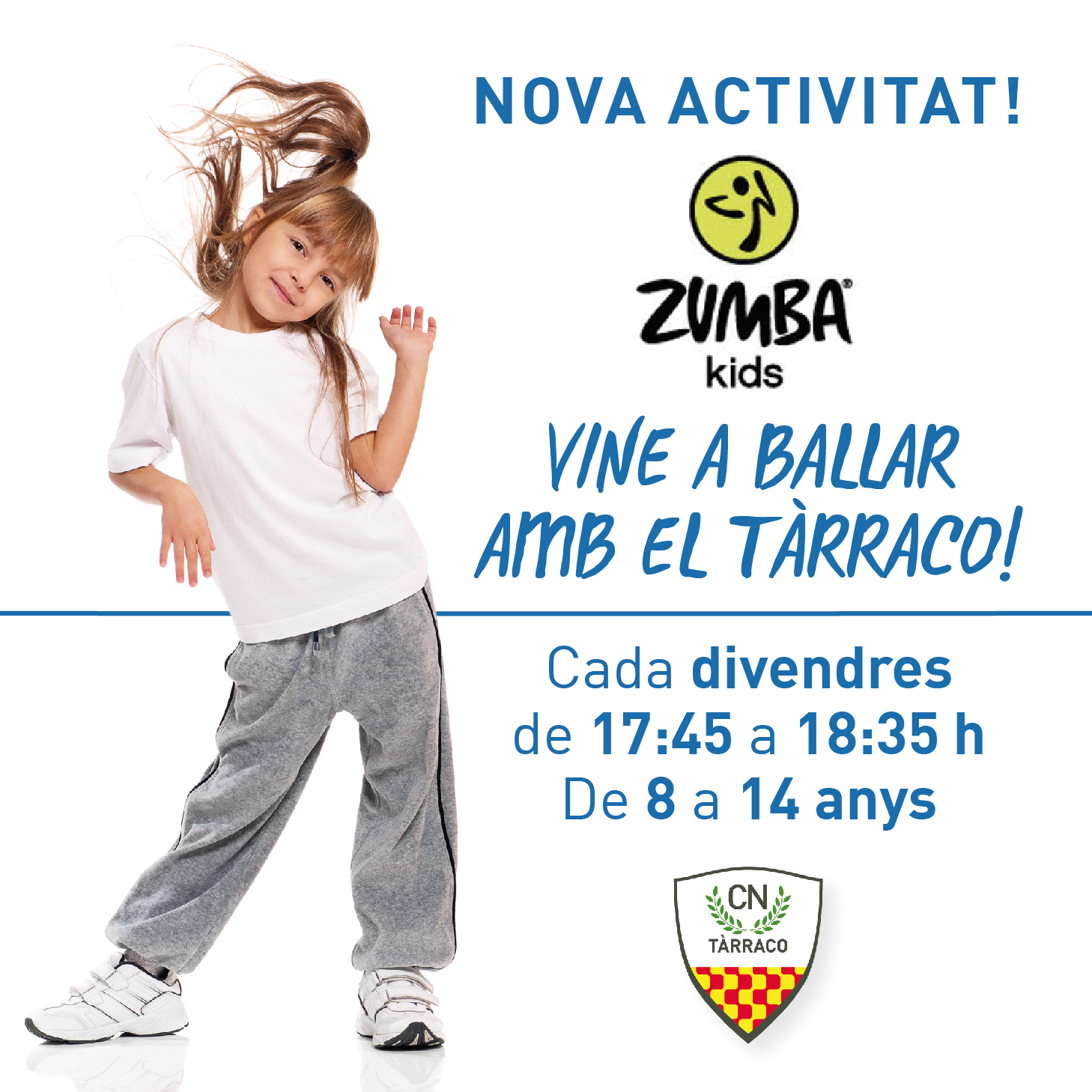 Zumba Kids. CNTàrraco